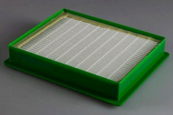 Filter, AEG Electrolux støvsuger 109 mm x 138 mm (mikrofilter)