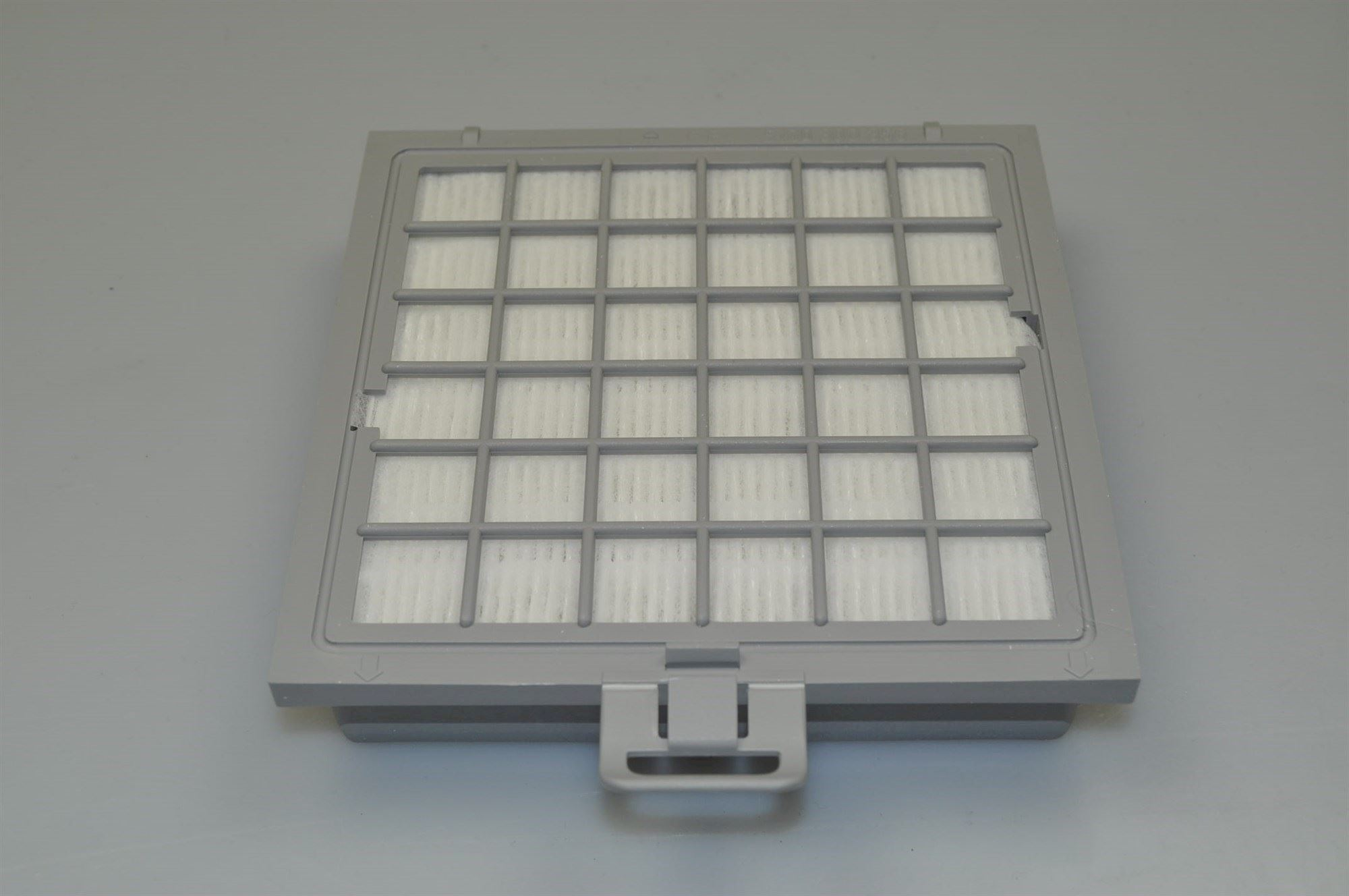 HEPA filter, Siemens støvsuger 130 x 130 mm