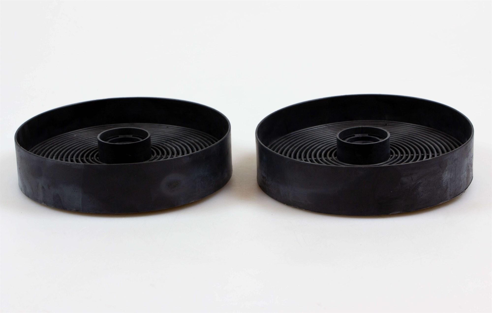 Kullfilter, Thermex kjøkkenvifte - 130 mm (2 stk)